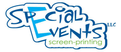 Special Events, Screen Printing,  Embroidery